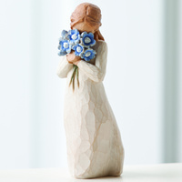 Willow Tree - Forget me not figurine