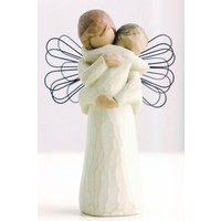 Willow Tree - Angel's embrace Figurine