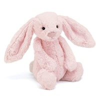 Jellycat Medium Bashful Bunny - Pink