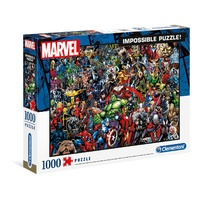 1000 Piece - Marvel impossible puzzle