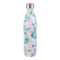 Double wall Insulated 750ml drinker - Floral Lust