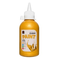Metallic Paint 250ml - Gold