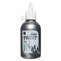 Metallic Paint 250ml - Silver