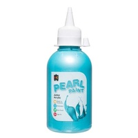 Pearl Paint 250ml - Blue