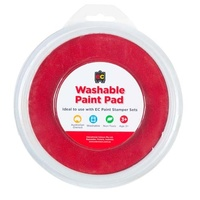 Washable Paint Pad - Red