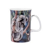 Koala and Wren Can Mug