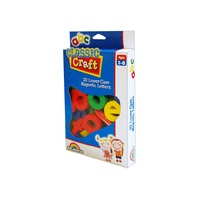 32 Lower Case Magnetic Letters