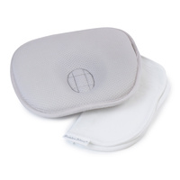 Breathe easy infant head rest - Grey