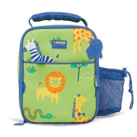 Bento Cooler Bag with pocket - Wild Thing
