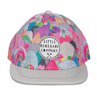 Sugar Mountains Snapback Cap- Mini