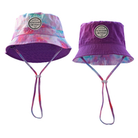 Cotton Candy Reversible Bucket Hat - Maxi
