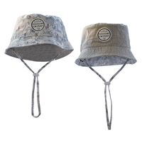 Snowday Reversible Bucket Hat - Maxi