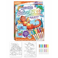 Inkredibles - Colourburst Dragon wonderland
