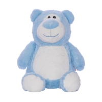 Bear Blue Cubby