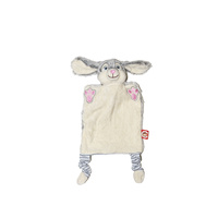 Grey Bunny Puppet