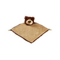 Bear Brown Comforter