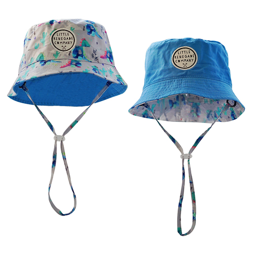 Dinoroar Reversible Bucket Hat - Mini